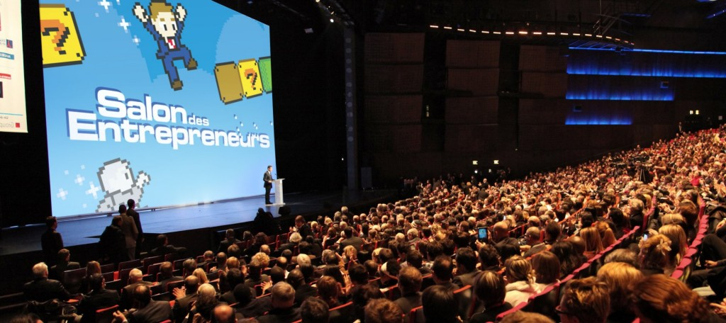 salon des entrepreneurs paris 2016