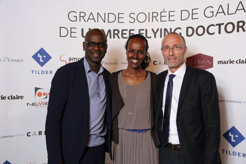 gala amref guillaume clavel